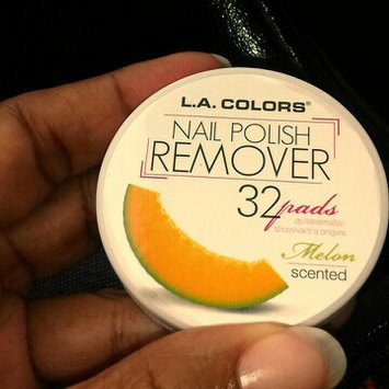 Photo of L.A. Colors Nail Polish Remover Pads uploaded by Petula L.