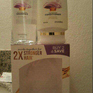 Flat to Volume Pantene Pro-V Sheer Volume Shampoo and Conditioner Dual Pack uploaded by Marsha P.