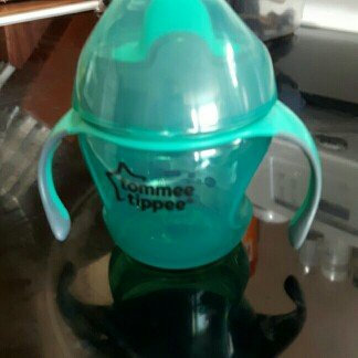 Tommee Tippee 1st Sips Transitional Cup uploaded by Laura H.