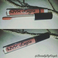NYX Lip Lingerie Liquid Lipstick, Ruffle Trim uploaded by Lakeysha D.