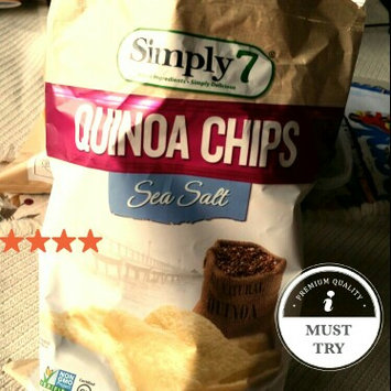 Photo of Simply 7 Quinoa Chips Sea Salt Flavor uploaded by Christina M.