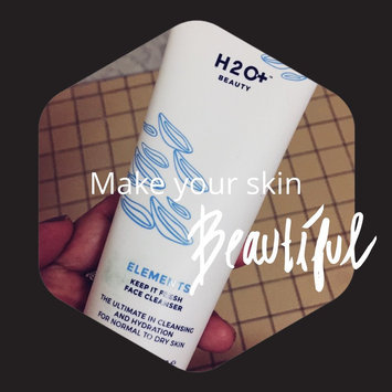 Photo of H2O Plus Elements Keep It Fresh Face Cleanser for Normal To Dry Skin uploaded by Jadira V.