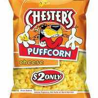 Chester's Puffcorn Cheese Puffed Corn Snacks, 5.5 oz uploaded by Denise L.