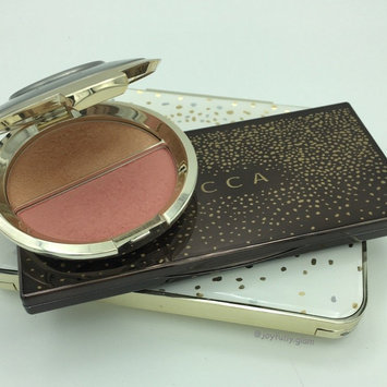 BECCA x Jaclyn Hill Champagne Splits Shimmering Skin Perfector + Mineral Blush Duo uploaded by Joy B.