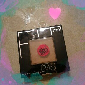 Maybelline Fit Me! Pressed Powder uploaded by Marionette D.