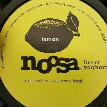 Noosa Finest Yoghurt Lemon uploaded by Jasmine B.