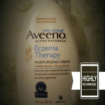 Aveeno Active Naturals Eczema Therapy Moisturizing Cream uploaded by Becky V.