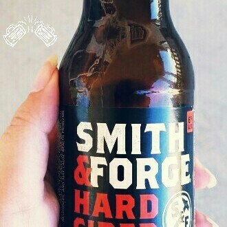 Smith & Forge Hard Cider uploaded by Becky F.