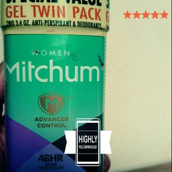 Photo of Mitchum for Women Advanced Gel Anti-Perspirant & Deodorant, Shower Fresh, 2 ea uploaded by Melanie T.