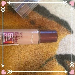 Maybelline Instant Age Rewind® Radiant Firming Makeup uploaded by Alysha L.