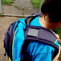 High Sierra Sport Fat Boy Backpack-Blue/Yellow, Blue/Yellow uploaded by Flora S.