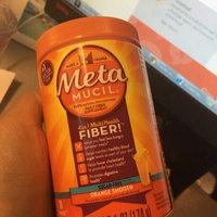 Metamucil Sugar-Free Original Fiber Powder, 30 Doses uploaded by Xi L.