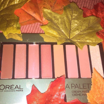 L'Oreal Colour Riche Lip La Palette Lip Nude uploaded by Michelle N.