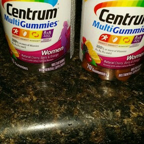 Photo of Centrum MultiGummies Women, Cherry, Berry, Orange uploaded by Diana D.