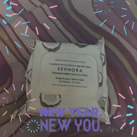 SEPHORA COLLECTION Cleansing & Exfoliating Wipes Coconut Water - Soothing & Relaxing uploaded by Jasmine B.