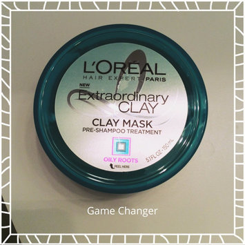L'Oréal Extraordinary Clay Pre-Shampoo Treatment  Mask uploaded by Stacy G.