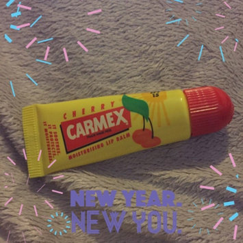 Carmex Cherry Lip Balm uploaded by Jacqui H.