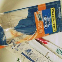 Oral-B Complete Deep Clean Soft Bristles Toothbrush 4 Count uploaded by Jock G.