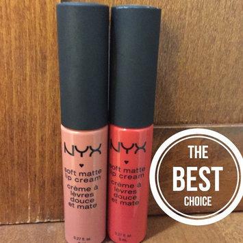 Photo of NYX Soft Matte Lip Cream uploaded by Adriana C.