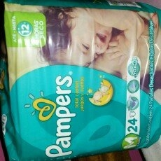 Pampers Cruisers Diapers Size 4 Jumbo Pack uploaded by Andrea A.
