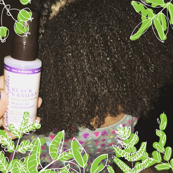 Photo of Carol's Daughter® Black Vanilla Moisture & Shine Leave-in Conditioner 2.0 fl. oz. Spray Bottle uploaded by Jackie A.
