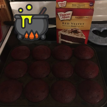 Photo of Duncan Hines Signature Red Velvet Moist Cake Mix uploaded by Amanda L.