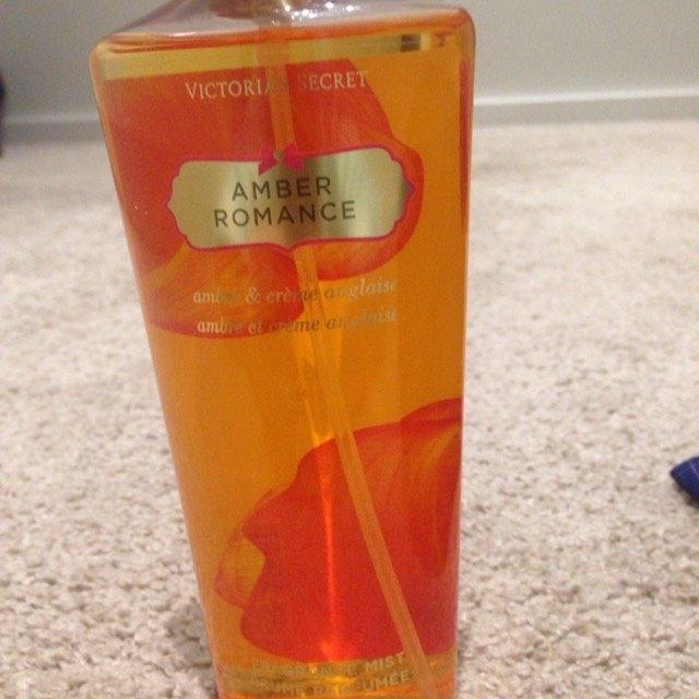 Amber Romance by Victoria's Secret for Women - 8.4 oz Fragrance Mist uploaded by Makenzi H.