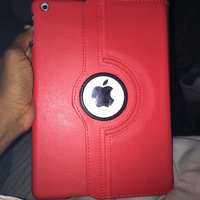 Fintie Ultra Slim 360 Degree Rotating Case Cover with Hard Shell for Apple iPad Air (iPad 5), Red uploaded by JaTerrica B.