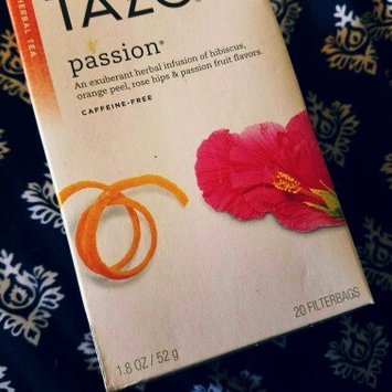 Photo of Tazo Herbal Tea, Wild Sweet Orange & Refresh Mint & Passion, 20 Filterbagas Each uploaded by Adrii F.