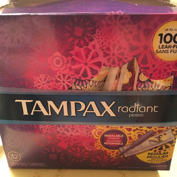 Photo of Tampax Radiant Regular uploaded by Michelle P.
