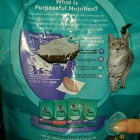 Purina One SmartBlend Hairball Formula Adult Age 1+ Cat Food uploaded by Tara N.