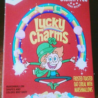 Lucky Charms Cereal uploaded by Jennifer Andrea L.