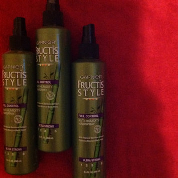 Photo of Garnier Fructis Style Full Control Anti-Humidity Aerosol Hairspray uploaded by Deanna B.