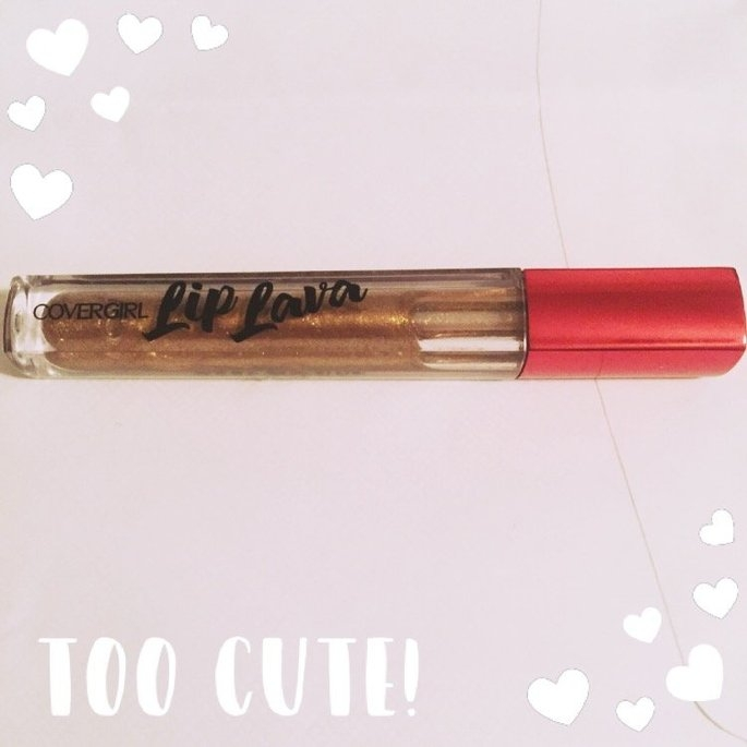 CoverGirl Colorlicious Lip Lava Lip Gloss, Ooh La Lava 840, 0.128 Fluid Ounce uploaded by Dylan B.