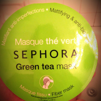 Photo of SEPHORA COLLECTION Face Mask Green Tea Mattifying & Anti-blemish uploaded by Molly D.