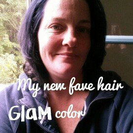 Photo of Ion color Brilliance Master Colorist Series Permanent Creme Hair Color Midnight Blue Black uploaded by Amy M.