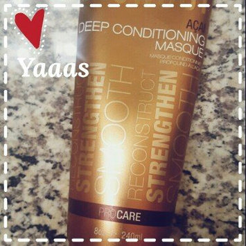 Photo of Brazilian Blowout Acai Deep Conditioning Masque for Unisex uploaded by Danielle T.