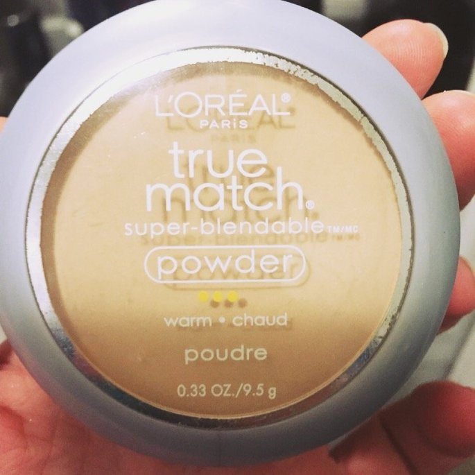 L'Oréal Paris True Match™ Mineral Foundation uploaded by Calista W.