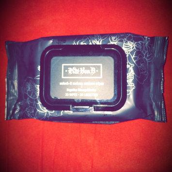 Kat Von D Unlock-it Makeup Remover Wipes uploaded by Caroline P.
