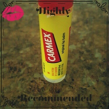 Carmex Moisturizing Lip Balm Stick SPF 15 uploaded by Alyssa K.