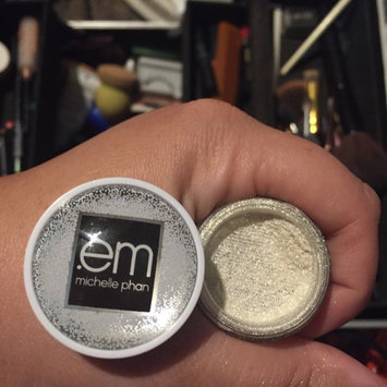Photo of em michelle phan Color Facets Sparkling Shadow Top Coats [Celestial Sparkle] uploaded by Sarah C.
