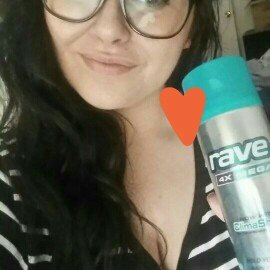 Photo of Rave 4X Mega Unscented Hairspray With ClimaShield uploaded by Ashley C.