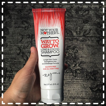 Photo of Not Your Mother's® Way To Grow Long & Strong Shampoo uploaded by Samara S.