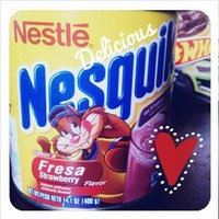 Nestlé Nesquik Strawberry Drink Mix, 14.1 oz (Pack of 12) uploaded by Rosmary M.