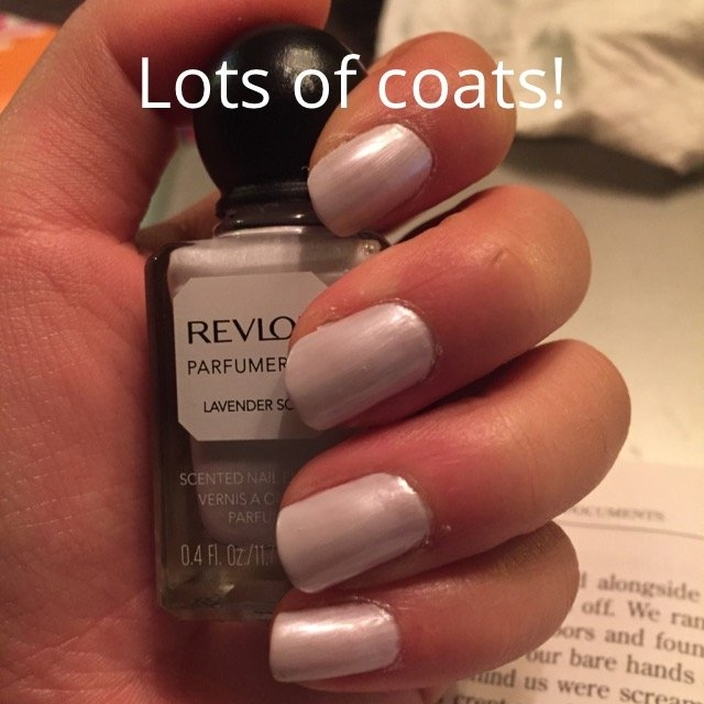 Revlon Parfumerie Scented Nail Enamel uploaded by Ashley W.