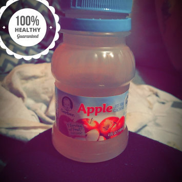 Photo of Gerber 100% Apple Juice - 4 CT uploaded by Maddie G.