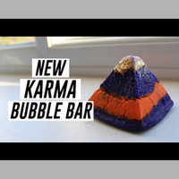 LUSH Karma Bubble Bar uploaded by Karyn T.