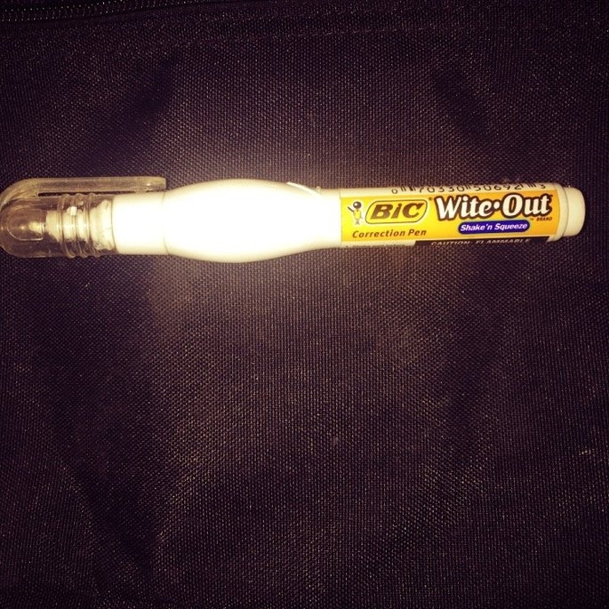 BIC BICWOSQP11 Wite-Out Shake 'N Squeeze Correction Pen uploaded by Jennifer G.