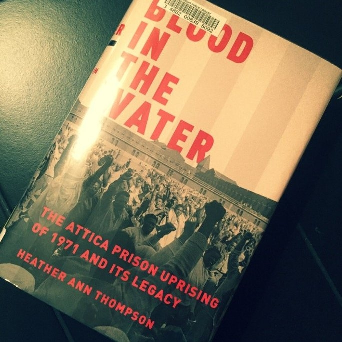 Blood in the Water: The Attica Prison Uprising of 1971 and Its Legacy uploaded by Angela P.