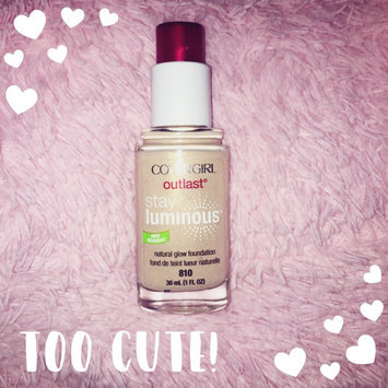 COVERGIRL Stay Luminous Foundation uploaded by Jahaida G.